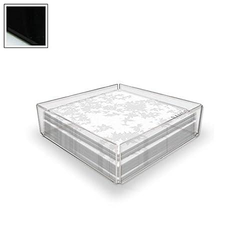 Displaysense Acrylic Tray- Acrylic Box - Perspex Box - Display Case 300mm - Black
