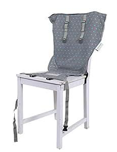 Buki Bébé - Siège Nomade - Sack N Seat - Bleu