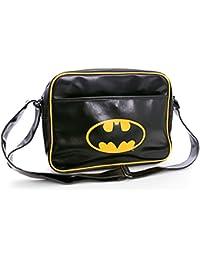 Batman Classic Logo Tasche Messenger Bag DC Comics schwarz