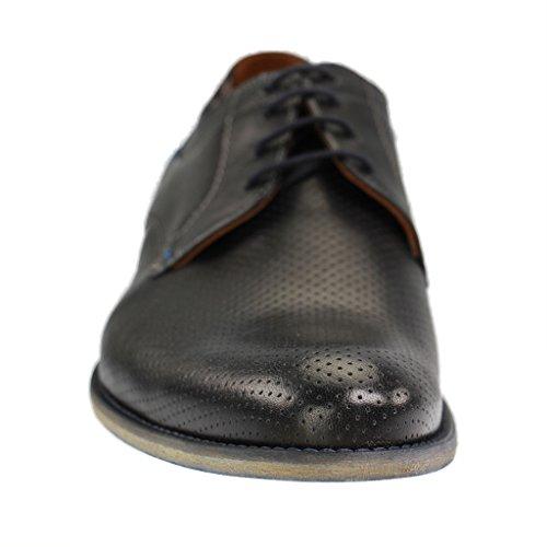 LLOYD  17-064-39, Chaussures de ville à lacets pour homme bleu océan