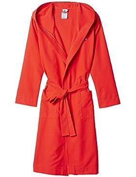 adidas Micro BR M - Bata de baño para mujer, color Rojo (Rojimp), talla XS