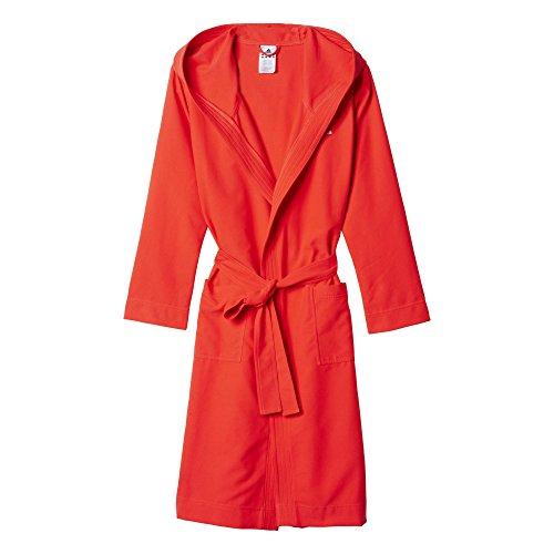 Preisvergleich Produktbild adidas Damen Bademantel MICRO BR W, Rot, S, 4055344195758