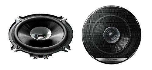 Pioneer TS-G1310F 13 cm (5 Zoll) Koax Lautsprecher (Doppelmembran, 230W) schwarz