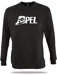 T-Shirt Kapuzenpulli Sweatshirt Waffenschmiede Rüsselsheim Manta GTE Corsa OPEL