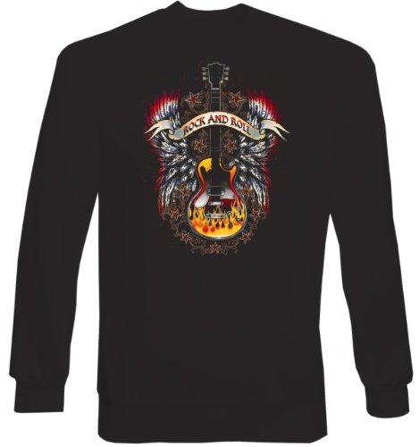 Art & Detail Shirt -  Felpa  - Uomo Nero