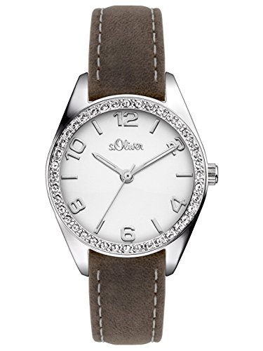 s.Oliver Time Damen-Armbanduhr - SO-3372-LQ