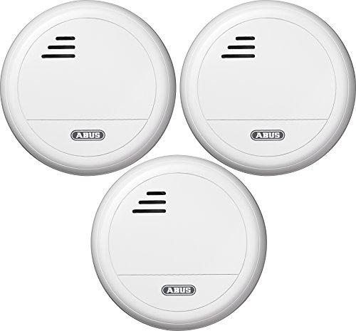 ABUS Rauchwarnmelder-Set 3x RM10, 34658