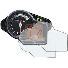 Aprilia Shiver 750 Protector de pantalla: 2 x Ultra Transparente