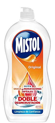 Mistol - Lavavajillas - Contra grasa + incrustaciones