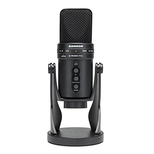 Samson G-Track Pro USB-Mikrofon