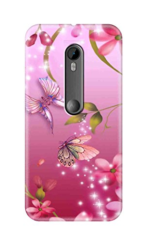 SWAG my CASE PRINTED BACK COVER FOR MOTOROLA MOTO G3 Multicolor