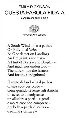 Questa parola fidata (Collezione di poesia Vol. 464) (Italian ...