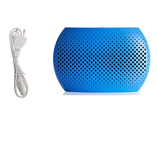 Homyl Mini Déshumidificateur Électrique Séchage D'humidité Purificateur Dd'air - Bleu