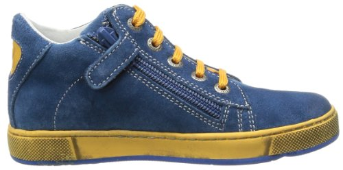 Naturino NATURINO 2162, Sneaker bambino blu (Blue - Blau (Azzurro 9105))