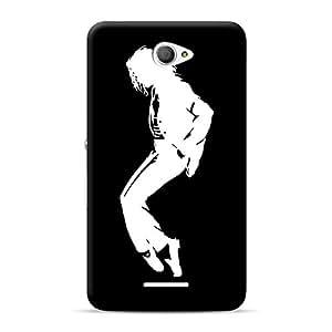Mobile Back Cover For Sony Xperia E4 (Printed Designer Case)