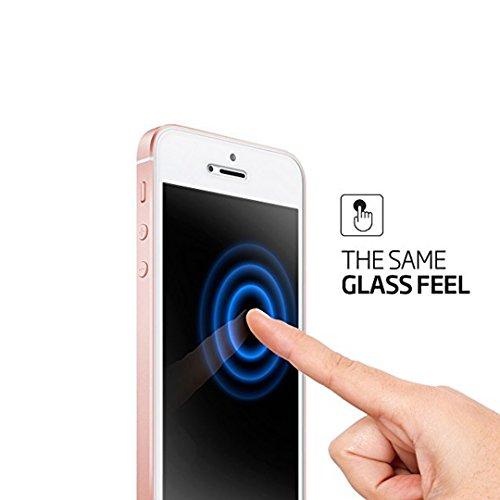 SpiritSun Etui Coque TPU Slim Bumper pour Apple iPhone 6 6S (4.7 pouces) Souple Housse de Protection Flexible Soft Case Cas Couverture Anti Choc Mince Légère Transparente Silicone Cover avec Stylet et 1 Film Protection