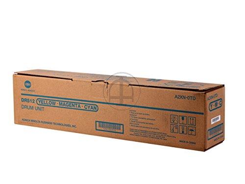 Preisvergleich Produktbild Konica Minolta A2XN0TD Bizhub C224 OPC-Trommel DR512c, 75000 Seiten