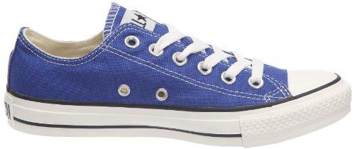 Converse Chuck Taylor All Star Season Ox, Unisex Sneaker Blau (Bleu Petant)