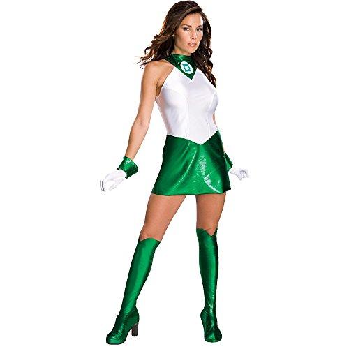 Green Lantern Kostüm für Mädchen
