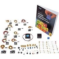 Kit didattico sperimentazione Elettronica -Kit didattico contenente una serie di breakout e componenti elettronici per condurre vari esperimenti