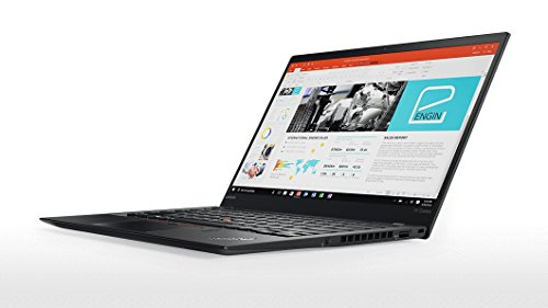 Lenovo X1 Carbon 14-inch Laptop with Backlit Keyboard (Intel Core i7 7500u 2.7 GHz/16GB/512GB)