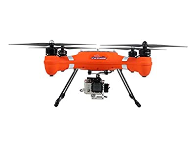 Splash Drone SWELLPRO Waterproof Drone QUADCOPTER Fisherman Version RTF by SWELLPRO