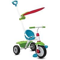 SMARTRIKE 135–0300–Fun Plus, tres ruedas y pedal Vehículo