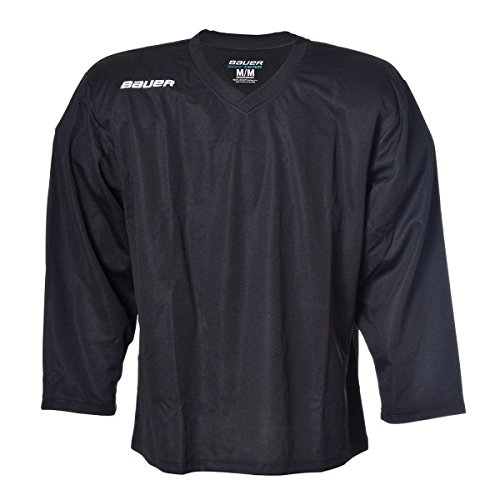 Bauer Trainingstrikot 200 Senior, Größe:XL;Farbe:schwarz
