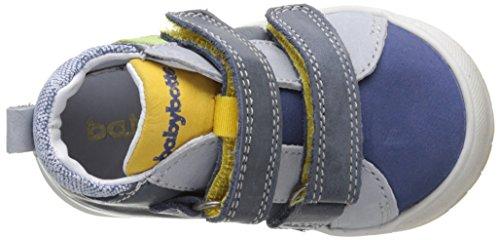 Babybotte Artiboum, Baskets Hautes Garçon Bleu (Marine)