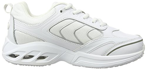 Shoes for Crews Revolution, Baskets de travail femme Blanc - Blanc