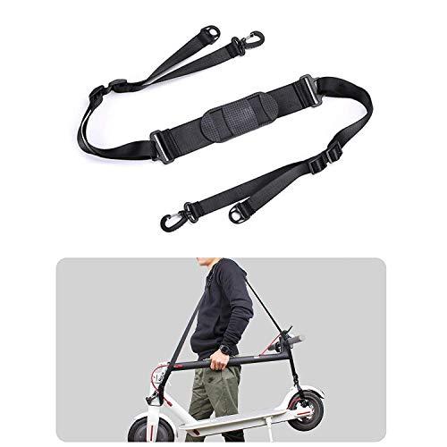 AUVSTAR eléctricos Scooter Correa de Hombro Cinturón de Transporte portátil Adecuado para niños...