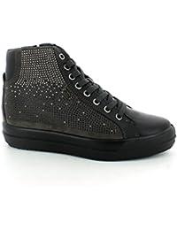 Amazon.it  sneakers zeppa - Cerniera   Scarpe  Scarpe e borse f0deaff6ecb