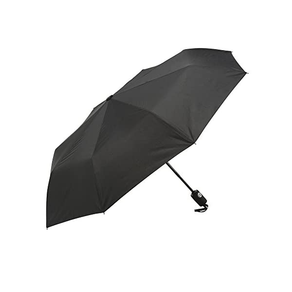K-POP Umbrella - Windproof Umbrellas Black 1