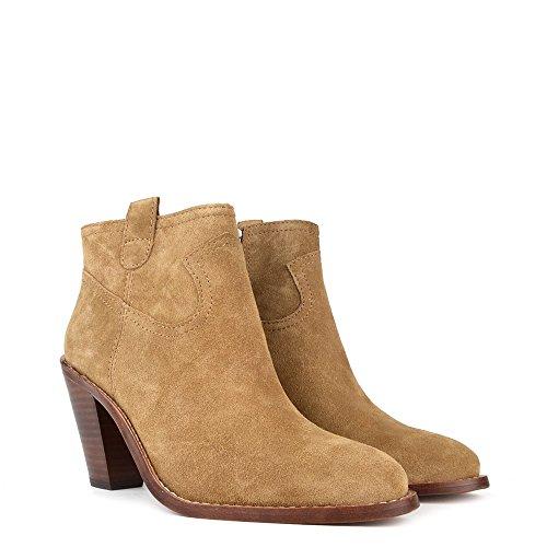 Ash Chaussures Ivana New Wilde Boots a Talon Femme Wilde