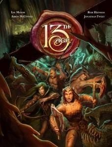 13th Age RPG Core Book by Jonathan Tweet, Rob Heinsoo (2013) Hardcover