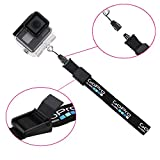 LIBERTY Gopro Accessories Wrist Strap Lanyard Anti-Lost + Safe Buckle Hanging for GoPro