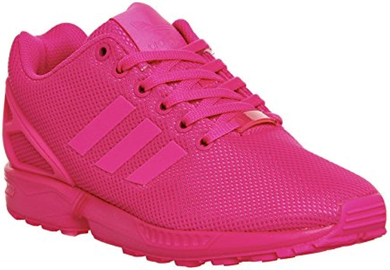 Adidas ZX Flux Women Schuhe shock pink-shock pink-shock pink - 37 1/3
