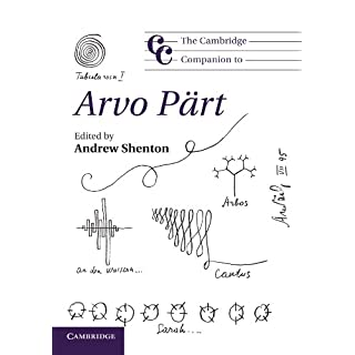 The Cambridge Companion to Arvo Pärt (Cambridge Companions to Music)