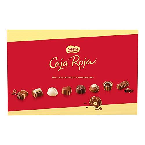 Caja Roja ofrece un producto personal, divertido y moderno. Para saborear despacio, sin prisas y dejándose llevar por el auténtico placer de un buen chocolate.