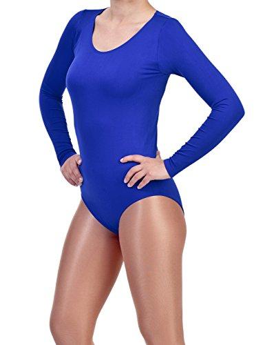 Preisvergleich Produktbild Body langarm blau L/XL