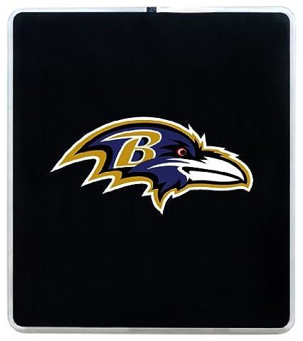 NFL LED lumineux souris Pads, Baltimore Ravens