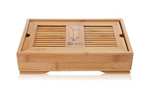 Lattes Box Tea plateau de service * Chine Bamboo Tea Table MJ601 28,5x19CM