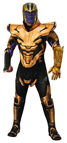 Für The Kostüm Erwachsene Avengers - Rubie's Offizielles Avengers Endgame Thanos Deluxe Erwachsene Herren Kostüm