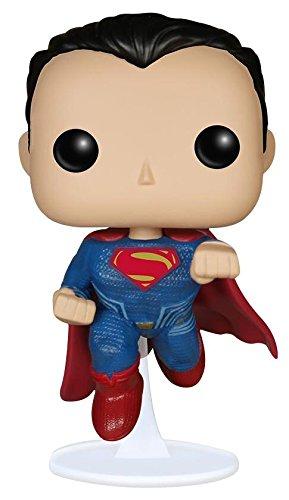 Batman-v-Superman-Funko-Pop-Superman-85-Figura-de-coleccin