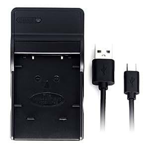 NP-45 USB Charger for Fujifilm FinePix JX250, JX400, J38, J10, J20, JX520, JX580, JV200, JV100, JZ250, JZ100, JZ300, T550, T200, T350, XP60, Z70, Z90 Camera and More