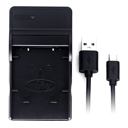 NP-45 USB Cargador para Fujifilm FinePix JX250, JX400, J38, J10, J20, JX520, JX580, JV200, JV100, JZ250, JZ100, JZ300, T550, T200, T350, XP60, Z70, Z90 cámara y Más