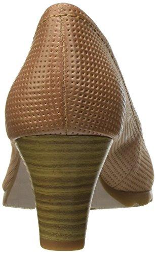 Bata 6248389, Scarpe con Tacco Donna Beige