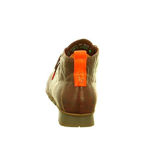 Think! Damen Menscha Desert Boots Braun