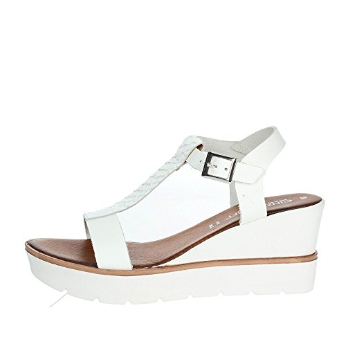 Cinzia Soft IG9522 001 Sandale Femme Blanc