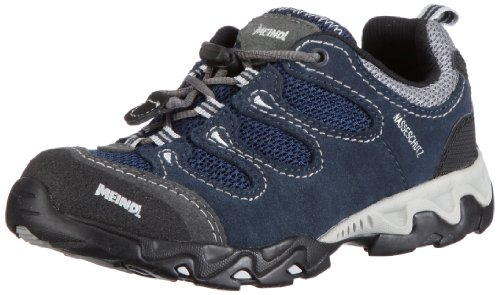 Meindl Tarango Junior 680142, Scarpe da trekking unisex bambino, Blu (Blau/marine/silber), 32